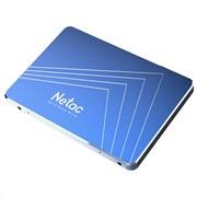"(1021772) Твердотельный накопитель SSD 2.5"" Netac 120Gb N535S Series <NT01N535S-120G-S3X> Retail (SATA3, up to 510/440MBs, 3D TLC, 7mm)"