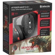 (1021747) Мышка USB LASER LEGEND CHROMA REDRAGON 78345 DEFENDER