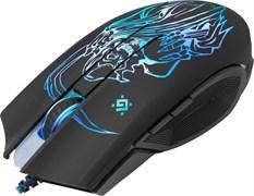 (1021743) Мышка USB OPTICAL GHOST GM-190L 52190 DEFENDER