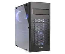 (1021934) Корпус Zalman N2 черный без БП ATX 3x120mm 2xUSB2.0 1xUSB3.0 audio bott PSU