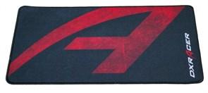 (1022004) Игровой коврик для мыши DXRacer чёрно-красный (470 x 280 x 3 мм, ткань, каучук, MP/93/NR)