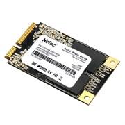 (1021992) Твердотельный накопитель SSD mSATA Netac 256Gb N5M Series <NT01N5M-256G-M3X> Retail (SATA3, up to 540/490MBs, 3D TLC)