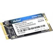 (1021984) Твердотельный накопитель SSD M.2 2242 Netac 256Gb N930ES Series <NT01N930ES-256G-E2X> Retail (PCI-E 3.1 x2, up to 1650/1260MBs, 3D TLC, NVMe 1.3, 22х42mm)