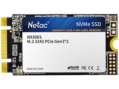 (1021983) Твердотельный накопитель SSD M.2 2242 Netac 128Gb N930ES Series <NT01N930ES-128G-E2X> Retail (PCI-E 3.1 x2, up to 1650/635MBs, 3D TLC, NVMe 1.3, 22х42mm)