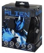 (1022007) Наушники с микрофоном Oklick HS-L800G ALIEN черный 2.2м мониторные (HS-L800G)