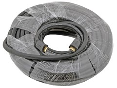 (1022261) Кабель HDMI Cablexpert, 20м, v1.4, 19M/19M, черный, позол.разъемы, экран, пакет