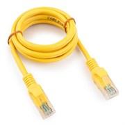 (1022259) Патч-корд UTP Cablexpert кат.5e, 7.5м, литой, многожильный (жёлтый)