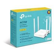 (1022271) Роутер беспроводной TP-Link Archer C24 AC750 10/100BASE-TX белый