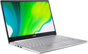 """(1022270) Ультрабук Acer Swift 3 SF314-42-R7GQ Ryzen 7 4700U, 8Gb, SSD512Gb, AMD Radeon, 14"""", IPS, FHD (1920x1080), Eshell, silver, WiFi, BT, Cam"""