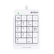 (1022265) Числовой блок A4 Fstyler FK13 белый USB slim для ноутбука