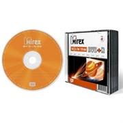 (1022326) Диск DVD+R Mirex 4,7 Гб 16x Slim case