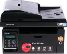(1022362) МФУ лазерный Pantum M6550NW A4 Net WiFi черный