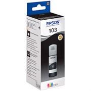 (1022499) Чернила Epson 103BK C13T00S14A черный (65мл) для Epson L3100/3110/3150