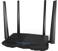 (1022496) Wi-Fi маршрутизатор 1200MBPS 10/100M DUAL BAND AC6 TENDA