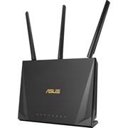 (1022541) Роутер беспроводной Asus RT-AC65P AC1750 10/100/1000BASE-TX черный