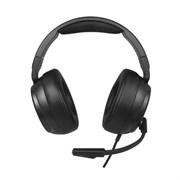 (1022537) Наушники с микрофоном Oklick HS-L950G COBRA черный 2.2м мониторные (HS-L950G)