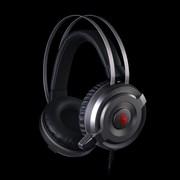 (1022529) Наушники с микрофоном A4 Bloody G520S серый 1.8м мониторные USB (G520S)