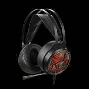 (1022532) Наушники с микрофоном A4 Bloody G650S черный/бронзовый 2м мониторные USB (G650S)