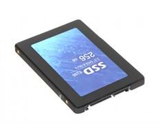 "(1022599) Твердотельный накопитель SSD 2.5"" HIKVision 256GB E100 Series <HS-SSD-E100/256G> (SATA3, up to 550/450MBs, 3D TLC, 120TBW)"