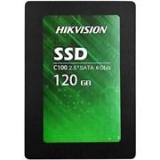"""(1022596) Твердотельный накопитель SSD 2.5"""" HIKVision 120GB С100 Series <HS-SSD-C100/120G> (SATA3, up to 550/420MBs, 3D TLC, 40TBW)"""