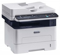 (1022565) МФУ лазерный Xerox WorkCentre B205NI# (B205V_NI) A4 Net WiFi белый/синий