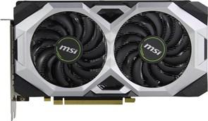 (1022654) Видеокарта MSI PCI-E 4.0 RTX 3070 VENTUS 2X OC NV RTX3070 8192Mb 256 GDDR6 1755/14000/HDMIx1/DPx3/HD