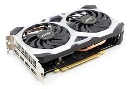 (1022652) Видеокарта MSI PCI-E RTX 2060 VENTUS XS 6G NV RTX2060 6144Mb 192b GDDR6 1680/14000/HDMIx1/DPx3/HDCP