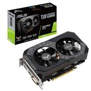 (1022651) Видеокарта Asus PCI-E TUF-GTX1660-O6G-GAMING NV GTX1660 6144Mb 192b GDDR5 1530/8002 DVIx1/HDMIx1/DPx