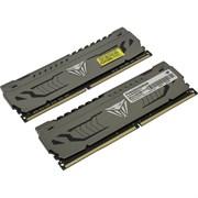 (1022637) Память DDR4 2x16Gb 3000MHz Patriot PVS432G300C6K RTL PC4-24000 CL16 DIMM 288-pin 1.35В dual rank