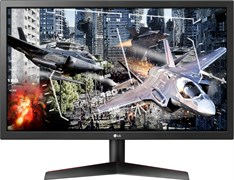"(1022695) Монитор LG 23.6"" Gaming 24GL600F-B TN 1920x1080 144Hz FreeSync 300cd/m2 16:9"