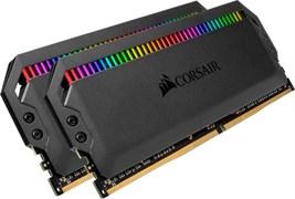 (1022693) Память DDR4 2x8Gb 3200MHz Corsair CMT16GX4M2C3200C16 RTL PC4-25600 CL16 DIMM 288-pin 1.35В