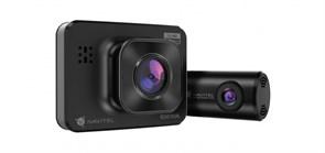 (1022785) Видеорегистратор Navitel R250 DUAL DVR черный 1Mpix 1080x1920 1080p 140гр. AC5401