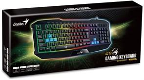 (1022826) Клавиатура Genius игровая Scorpion K215