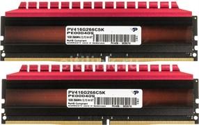 (1022798) Память DDR4 2x8Gb 3200MHz Patriot PV416G320C6K RTL PC4-25600 CL16 DIMM 288-pin 1.35В