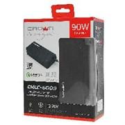 (1019648) Универсальное зарядное устройство CROWN CMLC-6009 (19 коннекторов, 90W, USB QC 3.0)