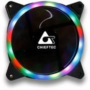(1023139) Вентилятор Chieftec Case cooler Chieftec AF-12RGB, RGB, 120mm