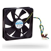 (1023137) Вентилятор Chieftec Case cooler Chieftec AF-1225PWM, PWM, 120mm