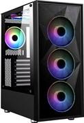(1023006) Корпус Formula F-3708 черный без БП ATX 3x120mm 4x140mm 2xUSB2.0 1xUSB3.0 audio