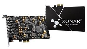 (1023000) Звуковая карта Asus PCI-E Xonar AE (ESS 9023P) 7.1 Ret