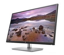 "(1023155) Монитор HP 31.5"" 32s Display черный IPS 5ms 16:9 HDMI 250cd"