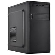 (1023518) Корпус CMC-4201 (CM-PS500W ONE) (mATX; 2*USB2.0; 185*380*355 мм)