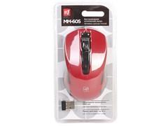 (1023499) Мышка USB OPTICAL WRL MM-605 RED 52605 DEFENDER