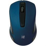 (1023497) Мышка USB OPTICAL WRL MM-605 BLUE 52606 DEFENDER