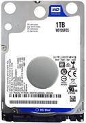 "(1023528) Жесткий диск WD Original SATA-III 1Tb WD10SPZX Blue (5400rpm) 128Mb 2.5"""