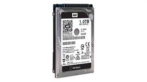 "(1023527) Жесткий диск WD Original SATA-III 1Tb WD10SPSX Black (7200rpm) 64Mb 2.5"""