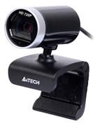 (1023606) Камера Web A4 PK-910P черный 1Mpix (1280x720) USB2.0 с микрофоном