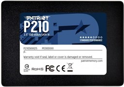 "(1022781) Накопитель SSD Patriot SATA III 256Gb P210S256G25 P210 2.5"""