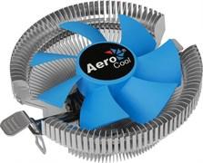 (1023731) Устройство охлаждения(кулер) Aerocool Verkho A Soc-FM2+/AM2+/AM3+/AM4 4-pin 11-29dB Al 100W 230gr Re