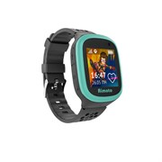 (1023013) Умные часы AIMOTO START 2 BLACK 9900202 KNOPKA