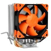(1023847) PCCooler S88 Кулер S88 S775/115X/AM2/AM3/AM4/FM1/FM2 (48 шт/кор, TDP 98W, вент-р 80мм с PWM, 2 тепловые трубки 6мм, 1200-2000RPM, 20.5dBa) Retail Color Box